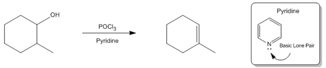 Pocl3 Dehydration Organic Chemistry Video Clutch Prep