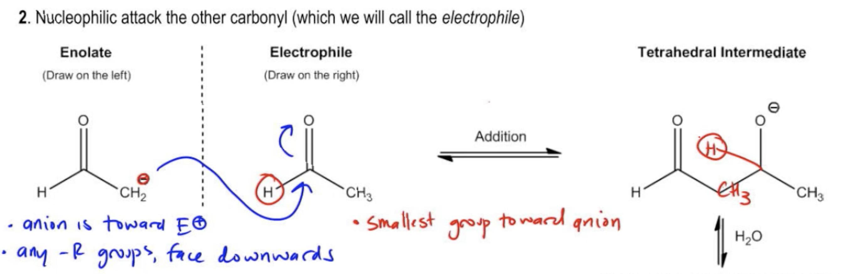 Aldol Condensation - Organic Chemistry Video | Clutch Prep