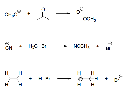 Solution: Supply curved arrows for the fo    | Organic Chem