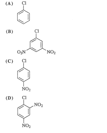 nucleophilic aromatic substitution of 2 4 dinitrochlorobenzene Nucleophilic aromatic substitution results in the substitution of a halogen x on a   1-fluoro-2,4-dinitrobenzene, 4-chloro-3-nitrotoluene, 4-fluoro-3-nitrotoluene.