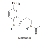 Solution melatonin is an animal hormone organic chem the structure of melatonin incorporates two nitrogen atoms what are the hybridization state and geometry of each nitrogen atom explain your answer ccuart Image collections