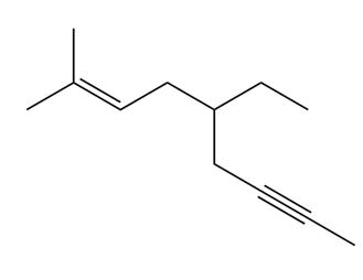 Solution: Provide the proper IUPAC name f      Organic Chem