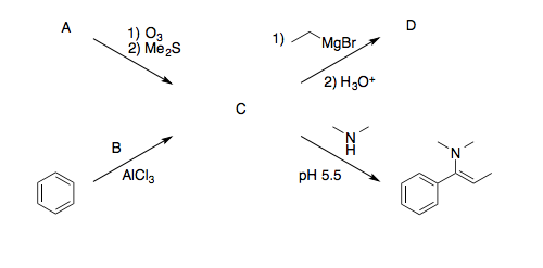 Cyanohydrin reduction