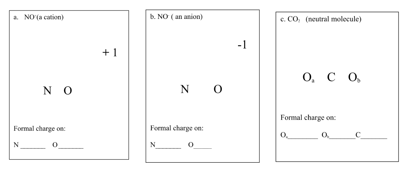 Solution In The Spaces Below Draw A Lewi Chemistry