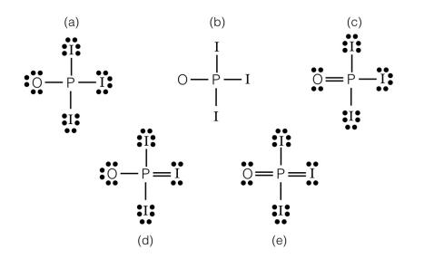 Solution Phosphoryl Iodide Is Used In Th Chemistry
