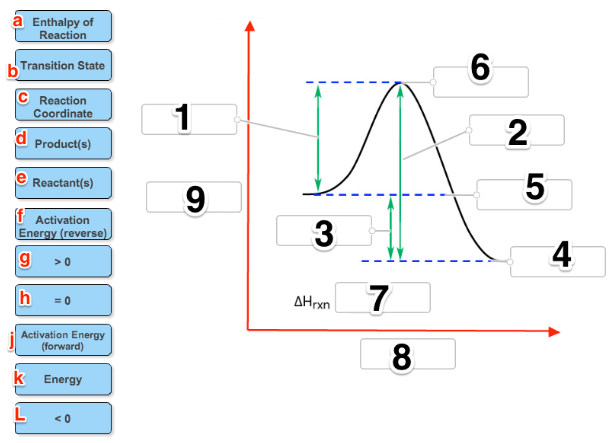 Label The Energy Diagram For A Two Step Reaction Energy Etfs