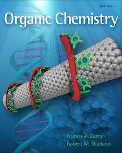 Carey organic chemistry 9th edition