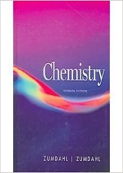 Chemistry, 7th edition, instructor's annotated edition: susan a.
