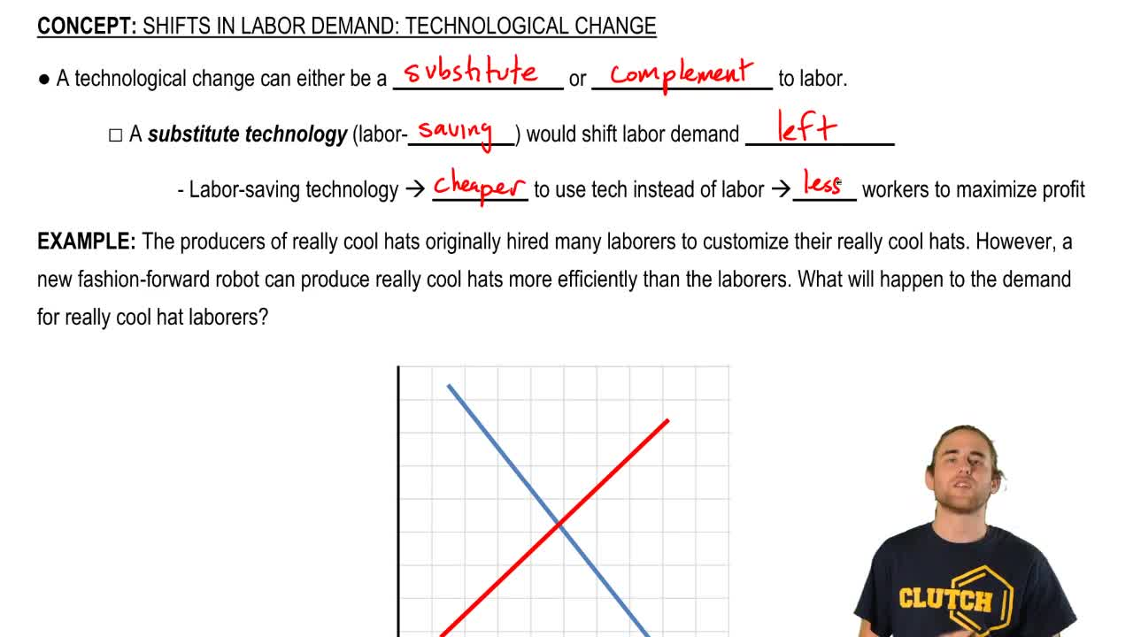 labor demand A labor market in which there is only one firm demanding labor is called a monopsony the single firm in the market is referred to as the monopsonist an exampl.