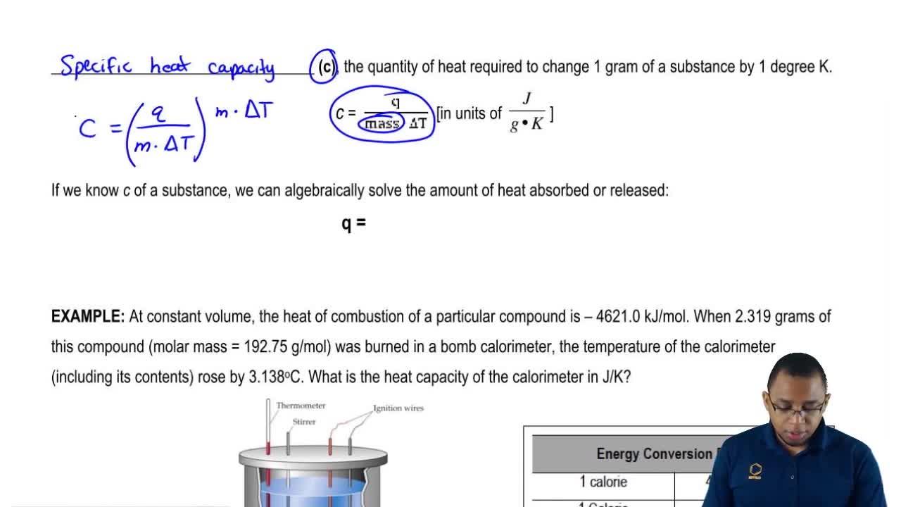 Coffee cup calorimeter problems - Coffee Cup Calorimeter Problems 27