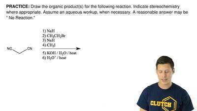 Draw the organic product(s) forthe following reaction. Indicatestereochemist...