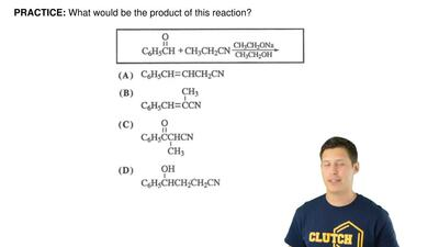 What would be the product of this reaction? ...