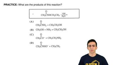 What are the products of this reaction? ...