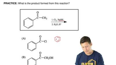 What is the product formed from this reaction? ...