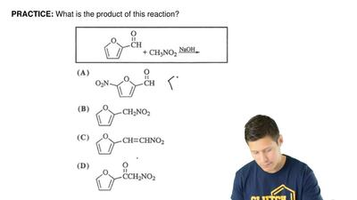 What is the product of this reaction? ...