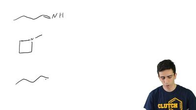 Consider the three compounds shown below and then answerthe questions that fo...