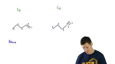 Consider each pair of compounds below and determine whether the pair represen...