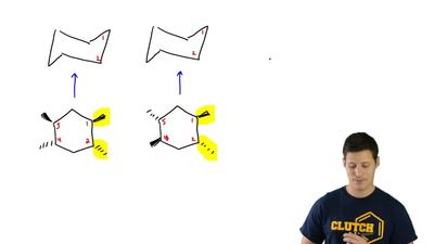 For each of the following pairs of compounds, determine which compound is more...