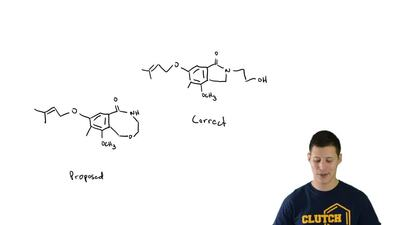 Many compounds with desirable medicinal properties are isolated from natural s...