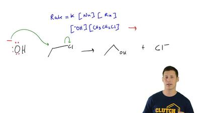 Consider the following reaction: This reaction has been determined to be secon...
