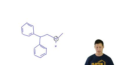 Classify the following amines as primary, secondary, or tertiary:   ...