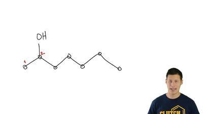 Classify each of the following compounds as an alkane, alkene, alkyne, alcohol...