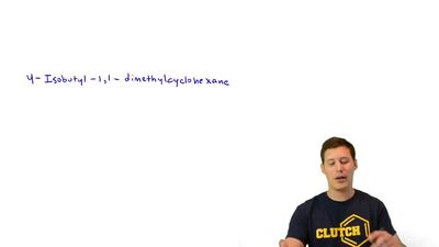 Write a structural formula for each of the following compounds:  (c) 4-Isobut...