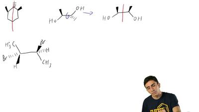 Each of the following compounds possesses a plane of symmetry. Find the plane ...