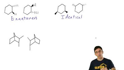For each of the following pairs of compounds, determine  the relationship betw...