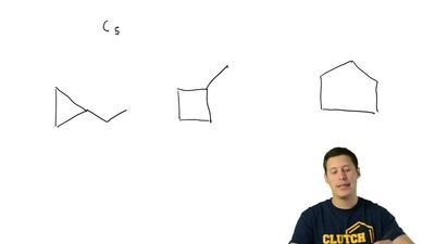 Rank the following compounds in order of increasing stability based on relativ...