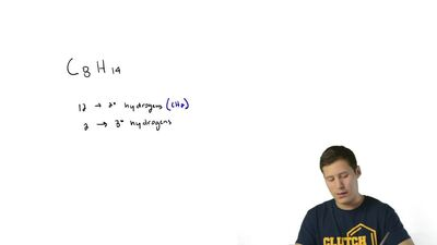 Write the structure and give the IUPAC systematic name of an alkane or cycloal...
