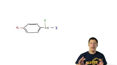(b) Mandelonitrile may be obtained from peach flowers. Derive its structure fr...