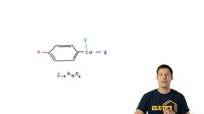 (a) Complete the structure of the pain-relieving drug ibuprofen on the basis ...