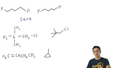 Consider each pair of structural formulas that follow and state whether the tw...