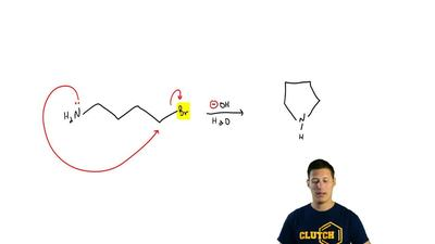 Write mechanisms that account for the products of the following reactions:   ...