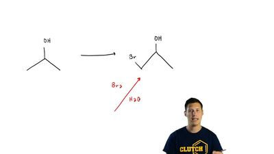 Suggest a sequence of reactions suitable for preparing each of the following c...