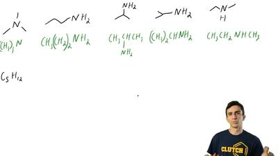 Write structural formulas of the type indicated:  (d) bond-line formulas for t...