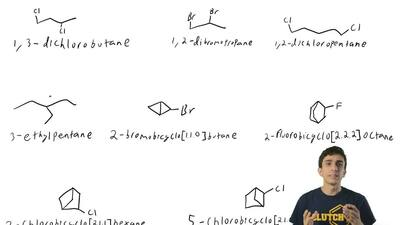 Which of the following are chiral and, therefore, capable of existing as enant...