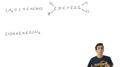 Discuss the anticipated stereochemistry of each of the following compounds. (c...