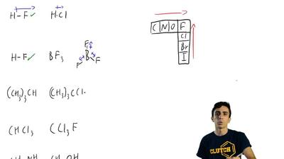 Which compound in each of the following pairs would you expect to have the gre...