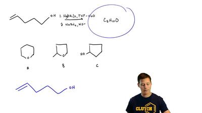 Oxymercuration–demercuration of allyl alcohol gives 1,2-propanediol.   ...