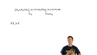 Write bond-line formulas for each of the following naturally occurring compoun...