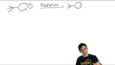 Oxidation of 4-tert-butylthiane proceeds according to the equation shown, but ...