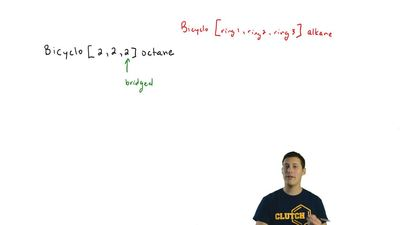 Write a bond-line formula for each of the following compounds:(m) Bicyclo[2.2...