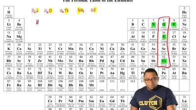 Which is the strongest acid from the following?  a) H2S    ...