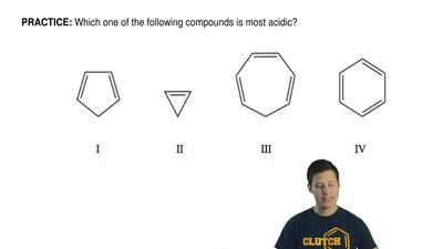 Which one of the following compounds is most acidic? ...