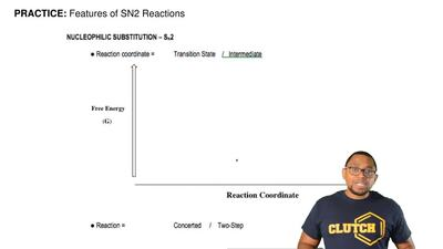 Features of SN2 Reactions ...