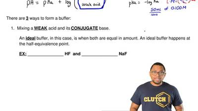 When to use the Henderson-Hasselbalch Equation   Anytime we have a buffer we ...