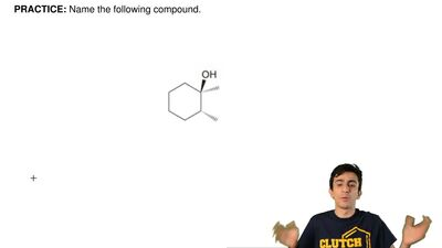 Name the following compound. ...