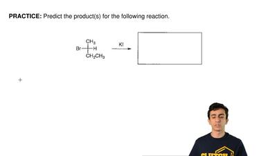 Predict the product(s) forthe following reaction. ...